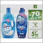 Bon Plan Assouplissant Soupline chez Carrefour (26/12 - 14/01) - anti-crise.fr