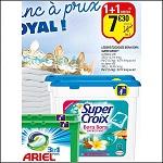Bon Plan Lessive Super Croix Capsules chez Netto (27/12 - 06/01) - anti-crise.fr