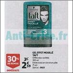 Bon Plan Produits Taft chez Auchan (26/12 - 31/12) - anti-crise.Fr