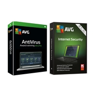 11.99€ l'antivirus AVG INTERNET SECURITY 3 postes – 2 ans