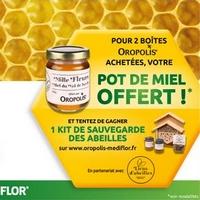 Bon Plan Oropolis : Pot de Miel Offert