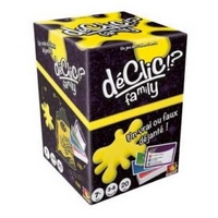 11€ le jeu d'ambiance FAMILY DECLIC d'ASMODEE