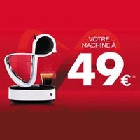 Offre de Remboursement Krups : Machine Dolce Gusto Infinissima pour 49€
