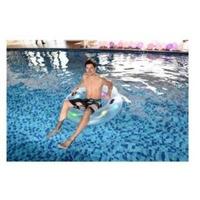 6.79€ port inclus le Siege gonflable lumineux pour piscine