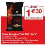 Bon Plan Chips Lay's Sensations chez Monoprix - anti-crise.fr