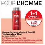 Bon Plan Shampooing Men Schwarzkopf chez Monoprix - anti-crise.fr