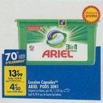 Bon Plan Lessive Ariel Pods 3en1 chez Carrefour - anti-crise.fr