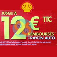 Offre de Remboursement Shell : Jusqu'à 12€ Remboursés sur Huile Hélix