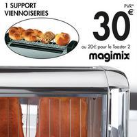 Bon Plan Magimix : Jusqu'à 30€ de Cadeaux pour l'achat d'un Toaster