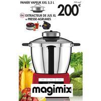Bon Plan Magimix : 200€ de Cadeaux pour l'achat d'un Cook Expert