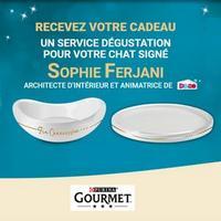 Bon Plan Gourmet : Un Service Dégustation Sophie Ferjani Offert