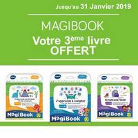 Bon Plan Vtech : 3ème MagiBook Offert