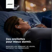 Offre d'Essai Bose : Oreillettes de sommeil Sleepbuds - anti-crise.fr