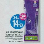 Bon Plan Balai Spray Swiffer Wetjet chez Leclerc Occitanie - anti-crise.fr