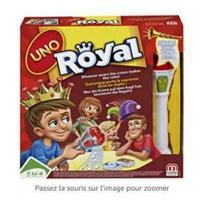 10€ le Jeu Uno Royal Revenge