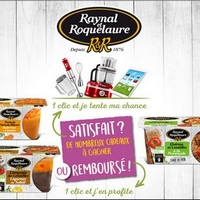 Offre de Remboursement Raynal & Roquelaure : Légumes Cuisinés Satisfait ou 100% Remboursés