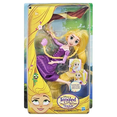 7.69€ la poupée Disney Raiponce (Prime Amazon)