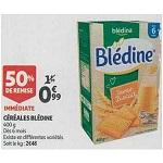 Bon Plan Blédine de Blédina chez Auchan Supermarché (09/01 - 15/01) - anti-crise.Fr