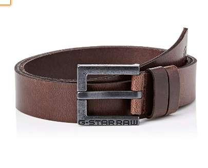13,76€ la ceinture cuir GSTAR DUKO BELT marron