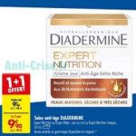 Bon Plan Crème Diadermine Expert chez Carrefour (29/01 - 04/02) - anti-crise.fr
