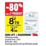 Bon Plan Soin Lift+ de Diadermine Carrefour Market (29/01 - 10/02) - anti-crise.fr