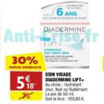 Bon Plan Soin Lift+ de Diadermine chez Atac (30/01 - 04/02) - anti-crise.fr