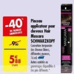Bon Plan Hair Mascara Schwarzkopf chez Carrefour (29/01 - 04/02) - anti-crise.fr