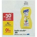 Bon Plan Mir Vaisselle chez Carrefour (08/01 - 21/01) - anti-crise.fr