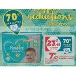 Bon Plan Culottes et Couches Baby-Dry Pampers chez Magasins U (29/01 - 09/02) - anti-crise.Fr