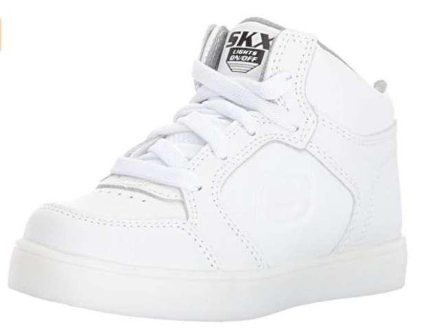 26,99€ les chaussures enfants SKECHERS ENERGY LIGHT ( à led)