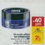 Bon Plan Produits Taft chez Carrefour (22/01 - 04/02) - anti-crise.fr