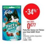 Bon Plan Friandises Felix Party Mix chez Géant Casino - anti-crise.fr
