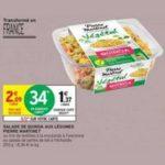 Bon Plan Salade Végétale Pierre Martinet chez Intermarché - anti-crise.fr