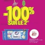 Bon Plan Lessive Dash Pods chez Géant Casino - anti-crise.fr