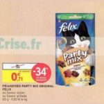 Bon Plan Friandises Felix Party Mix chez Intermarché - anti-crise.fr