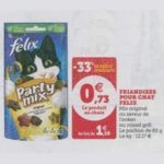 Bon Plan Friandises Felix Party Mix chez Hyper U - anti-crise.fr