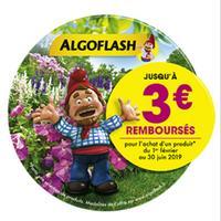 Offre de Remboursement Algoflash : Jusqu'à 3€ Remboursés sur Engrais Jardin
