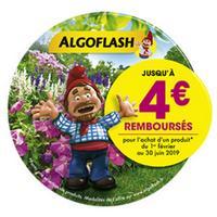 Offre de Remboursement Algoflash : Jusqu'à 4€ Remboursés sur Engrais Jardin