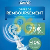Offre de Remboursement Oral-B : Jusqu'à 75€ Remboursés sur BAD Electrique