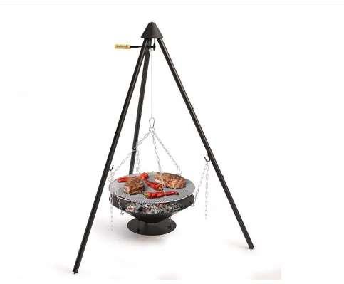 37€ le brasero suspendu Barbecook ( 250€ ailleurs)