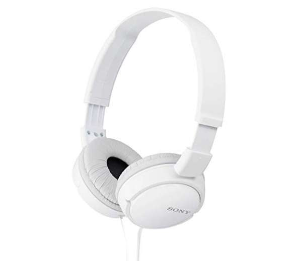 9.99€ le casque Sony MDR-ZX110B