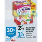 Bon Plan Danonino chez Auchan (13/02 - 19/02) - anti-crise.Fr