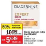Bon Plan Crème Diadermine Expert chez Cora (19/02 - 25/02) - anti-crise.fr