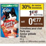 Bon Plan Friandises Felix Party Mix chez Cora (26/02 - 04/03) - anti-crise.fr