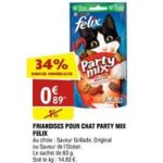 Bon Plan Friandises Felix Party Mix chez Atac (06/02 - 11/02) - anti-crise.Fr