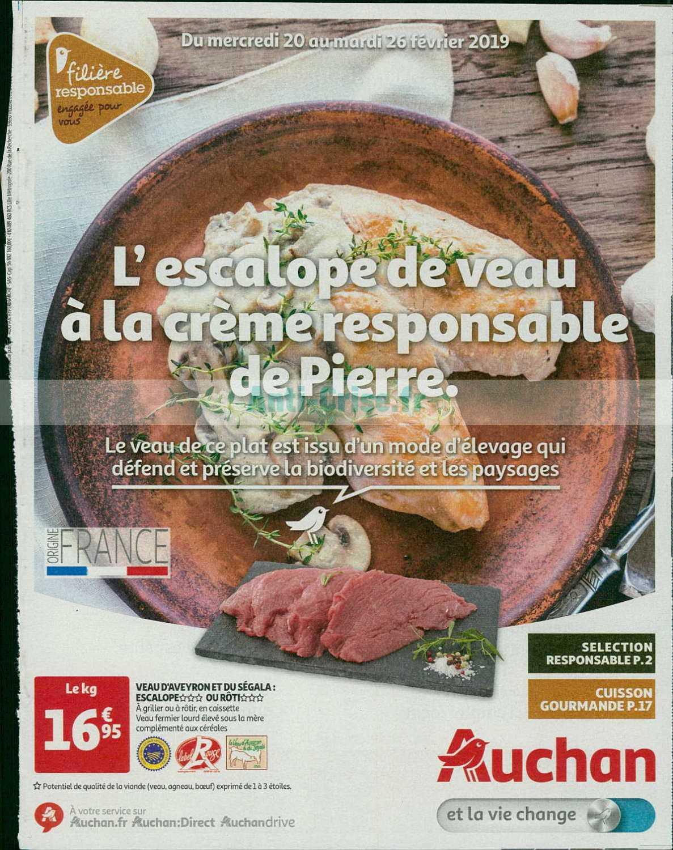 Catalogue Auchan du 20 au 26 février 2019