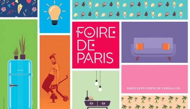 Foire de Paris : 50% de réduction sur les entrées