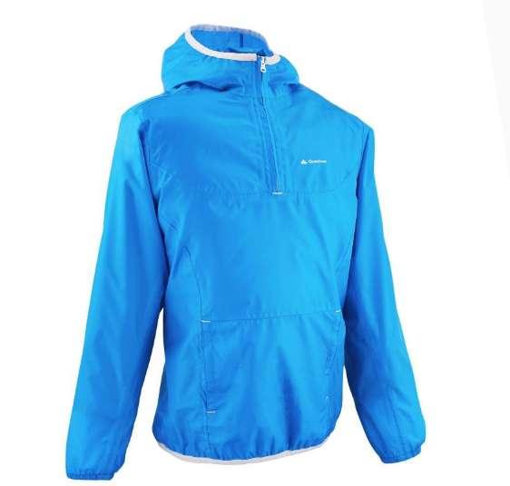2€ la veste coupe vent Quechua Hike 100 pour enfants
