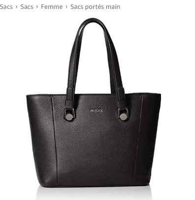 108€ le sac Hugo Boss Mayfair Shopper