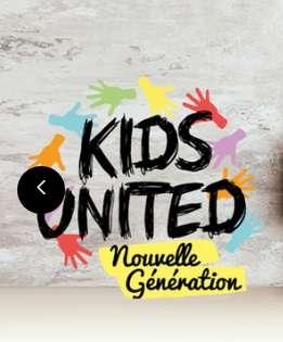 Bon plan billets moins chers pour la tournée des Kids United  – Groupon
